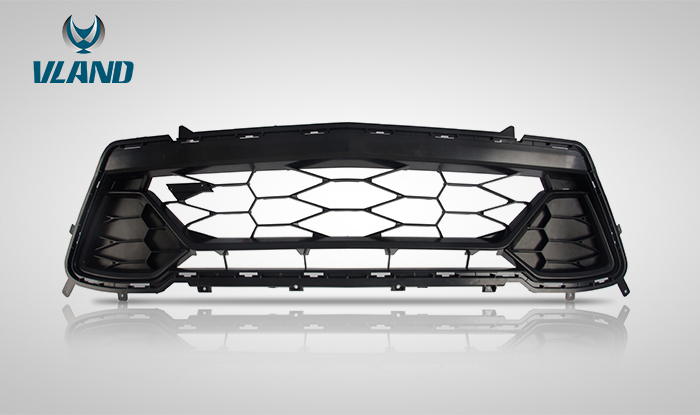 FOR CHEVROLET CAMARO SS 50 TH EDITION ANIVERSARY DESIGN 2016-UP MIDDLE GRILL