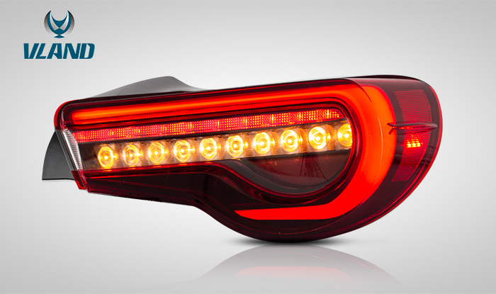 FOR TOYOTA 86 2012-UP/SUBUARU 2013-2015 LED TAIL LIGHT