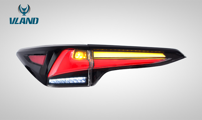 FOR TOYOTA FORTUNER 2017-UP LED TAIL LAMP