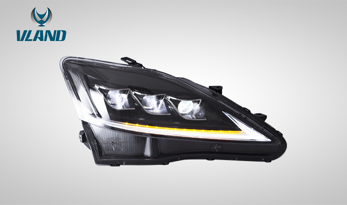 FOR LEXUS IS250 2006-2012 FULL LED HEAD LIGHT
