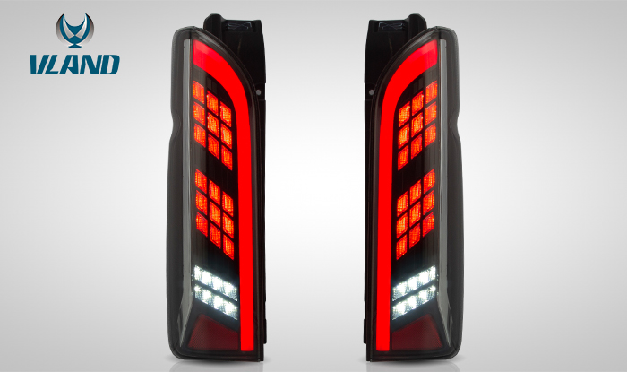 For Toyota Hiace 2005-Up LED Tail Lamp
