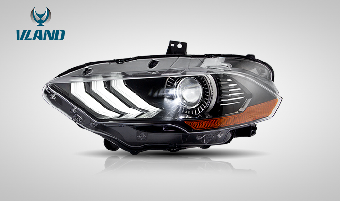 For Mustang 2018-UP Headlight