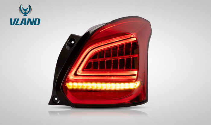 FOR SUZUKI SWIFT 2017-UP LED TAIL LAMP