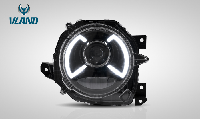 For Jimny 2018-UP Headlight